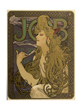JOB Cigarettes  c 1897