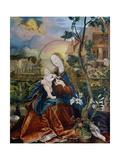 The Stuppach Madonna  C 1520