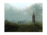 Procession in the Mist  1828