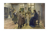 Let the Children Come to Me  1884