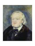 Portrait of Richard Wagner  1882
