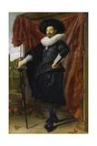 Portrait of Willem Van Heythuisen  Ca 1625