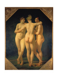 The Three Graces  1793