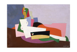 Reclining Nude  1923