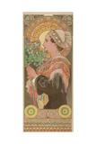 Chardon De Greves (Thistle)  Ca 1901