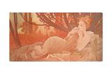 Dusk (Crepuscule)  1899