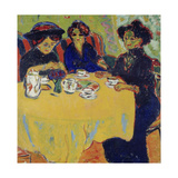 Coffee Party  1907