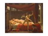 Amor and Psyche  1817