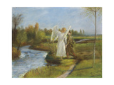 Tobias and the Angel  1902