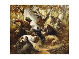 The Wild Boar Hunt