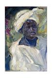 Black Boy Mursi  1914