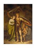 Hermann and Thusnelda  1822