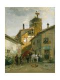 Idyllic Village