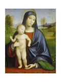 Madonna with Child  1517