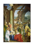The Adoration of the Magi  1511