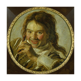 Boy with Flute (Good Ear for Music)  1627-1628