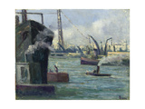 The Port at Rouen