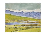 Montanasee  1915