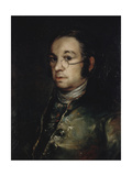 Self Portrait with Glasses  1798-1800