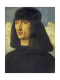 Portrait of a Man  C 1490