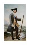 King Charles Iii as a Huntsman  1786-88