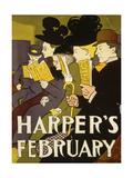 Harper's February  1897