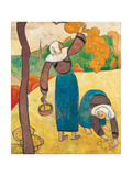 Breton Peasant Women (Paysannes Bretonnes)  Ca 1889