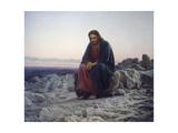 Christ in the Desert  1872