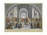 The School of Athens  Ca 1771-79