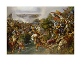 Battle of St  Jakob  1838