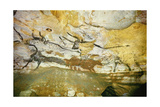 Lascaux Caves  Right Wall of the Hall of Bulls  C 17 000 BC