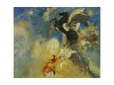 The Black Pegasus  1909-1910