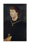 Portrait of Charles the Bold