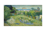 The Garden of Daubigny  1890