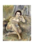 Reclining Girl (Jeune Femme Couchée)  1925