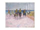 Reiter Am Strand (I) (Cavaliers Sur La Plage)  1902