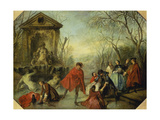 Winter  1738