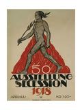 Ausstellung Secession  1918