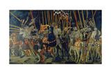 The Battle of San Romano  1432