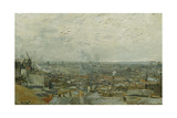 The Roofs of Paris  1886