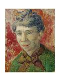 Portrait of a Woman  1886-87