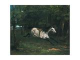 Durchgehendes Pferd (Le Piqueur Ou Le Cheval Dérobé)  1859-1861