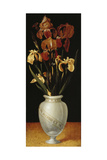 Vase with Lilies and Iris  1562