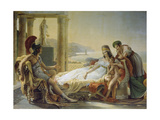 Aeneas Reports Dido from the Battle of Troy  1815