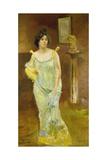Portrait of Elsa Asenijeff  1903-1904