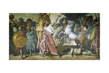Romulus as Conqueror of King Acros  1811-1812