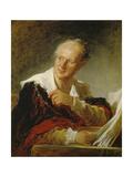 Denis Diderot  Um 1769