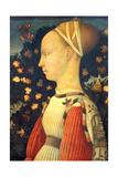 Portrait of Ginevra D' Este