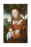 Mother with Child  C 1525
