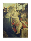 The Virgin Mary with Infant Christ and John